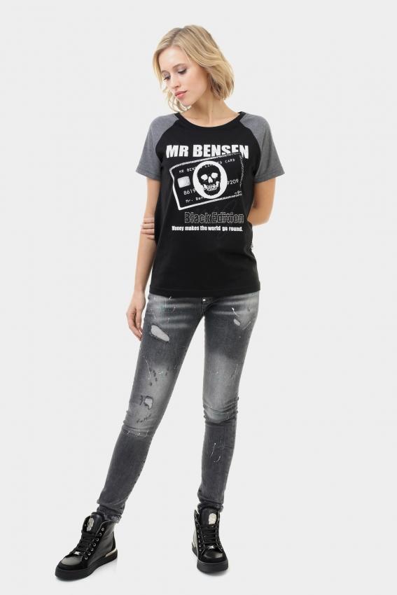 Mr. Bensen Black Edition Shirt Women