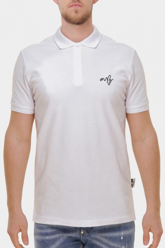 Mr. Bensen Polo Shirt Men weiß