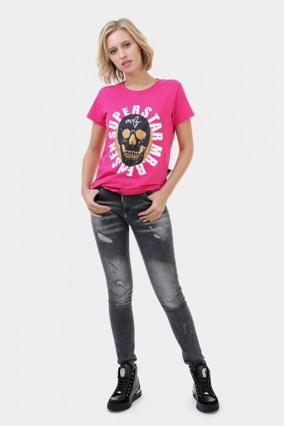 Mr. Bensen Superstar Shirt Women